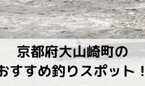 京都府大山崎町のおすすめ釣りスポットに関する参考画像