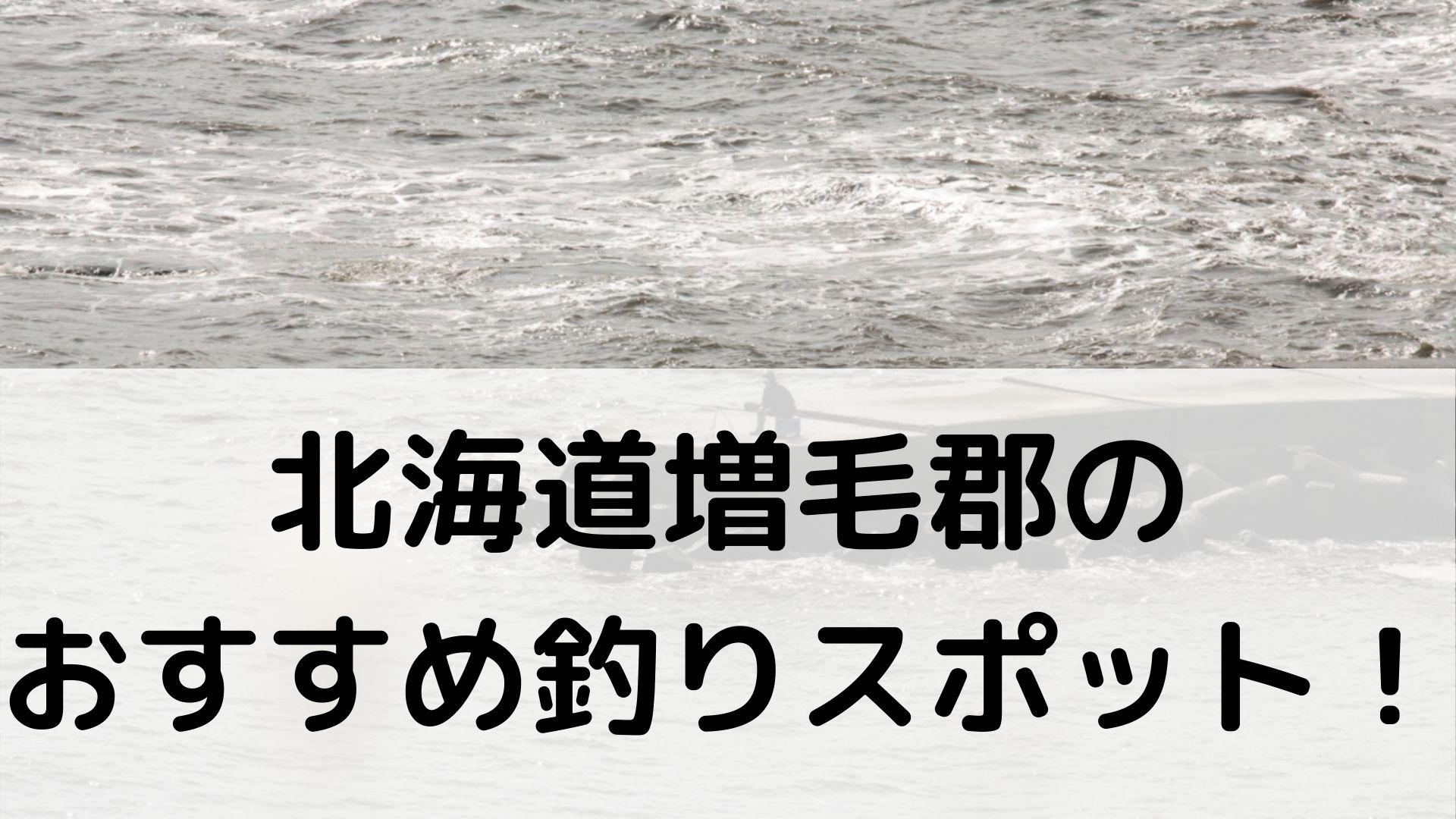 北海道増毛郡のおすすめ釣りスポットに関する参考画像