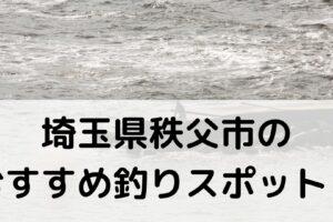 埼玉県秩父市のおすすめ釣りスポットに関する参考画像
